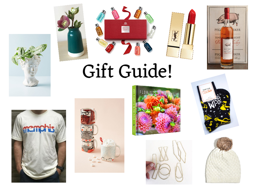 Superieur 2018 Gift Guide