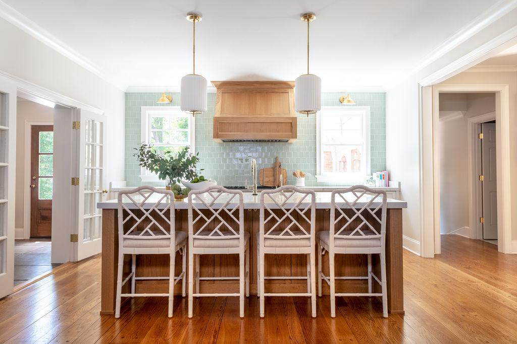 Belle Meade Remodel - Interior Design by Lindsey Black Interiors