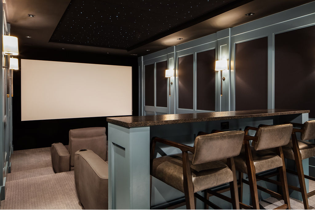 Miestro Home Integration Showroom - Interior Design by Lindsey Black Interiors